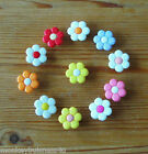 7 - Novelty Buttons - Flower - Dolls - Baby & Kid's - Knitting/Sewing