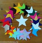Christmas Die Cuts - Star - 4.3 cm - Favour - Tags - Kids - Party/ Cards