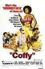 COFFY Movie Poster Blaxploitation Pam Grier