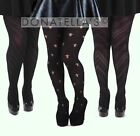 PLUS SIZE PATTERNED TIGHTS 1x 1xl 2x 2xl 3x 3xl stockings pantyhose XL XXL XXXL