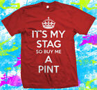 Stag Do T-Shirt - Stag Night T shirt