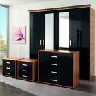 Gloss Bedroom Furniture Unit Cover Up Vinyl Film For Beds Drawers Doors Cupboard