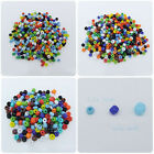 Wholesale 2mm 3mm 4mm Mixed Czech Glass Seed Spacer beads Jewelry Making DIY G01