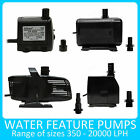 Water Pump Submersible For Water Feature Fountain Pond Pool Mains Powered