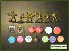 Buck Rogers Battle for the 25th Century Board Game Pieces Spare Parts Sci-Fi