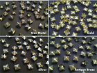 100 LARGE Pyramid, Punk, Rock, Leather Bag Shoe Studs CRAFT Biker Fashion Goth
