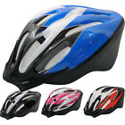 MENS WOMENS MOUNTAIN BIKE BI CYCLE HELMETS BICYCLE ADJUSTABLE ADULTS BOYS GIRLS