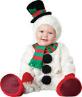 Baby Silly Snowman Christmas Halloween Costume