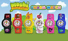 Moshi Monsters Silicone Charm Watch Brand New 6 Characters To Collect