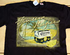 Corona Extra Finders Keepers Blue Adult T-shirt