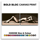 Abstract NUDES EROTIC  Canvas Art Print Box Framed Picture Wall Hanging BBD