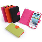 Samsung Galaxy Note i9220 gt-n7000 Hera Diary Leather Phone CASE NEW 7color