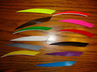 Traditional Cut Trueflight Feathers Left Wing 5.5 inches 1 doz