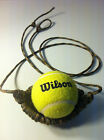 Tennis Ball Thrower = Paracord Shepherd Sling HANDMADE by David the Shepherd