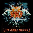 Slayer Unholy Alliance Concert Adult T-shirt