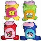 Dog Cat WINTER Coat Backpack Overall Snowsuit Jumpsuit Hoodie Warm For SMALL Pet