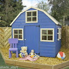 Childrens Wooden Playhouse 6x6 Shiplap Tongue Groove Kids Apex Dutch Barn House