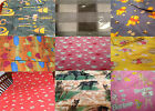 NEW BABY INFANT/TODDLER COT BED DUVET QUILT COVER + PILLOWCASE 120cm X 150cm