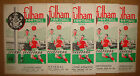 Fulham Home Programme's 1949/50  Div 1 + FAC