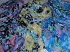 BNWT-Light Weight Crinkle Style Scarf-Pretty Floral Design in Various Colours