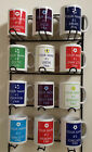 Football Team Mugs - Your Name  Fan - Ceramic Mugs