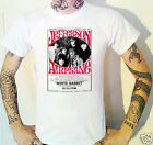Jefferson Airplane Vintage Sixties Advert T-Shirt White Rabbit Psychedelia