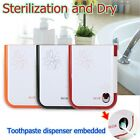 Toothbrush Sanitizer Sterilizer included Toothpaste Dispenser AC 220V 6W