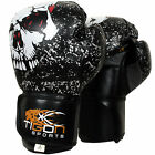 Gel Boxing Gloves Fight Punch Bag MMA Muay Kick thai Grappling Pads Glove UFC