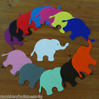 Animal Die Cuts - Elephant - Topper - Kids - Party - Invitations - Cardmaking