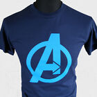 THE AVENGERS T SHIRT MARVEL COMIC IRON MAN HULK THOR CAPTAIN AMERICA FILM TV DVD