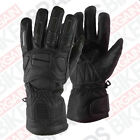 Rayven Chicago 2 - 100% Waterproof/Breathable Leather Winter Motorcycle Gloves