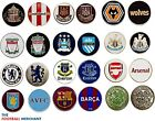 OFFICIAL FOOTBALL TEAM CREST 2 SIDED GOLF BALL MARKER XMAS FATHERS DAY GIFT