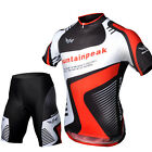 20154 Cycling Bicycle Comfortable outdoor Jersey + Shorts Size M-XXL