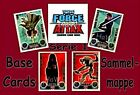 Star Wars - Force Attax 2010 - Serie1 - Sammelmappe - Base Cards - LE 1