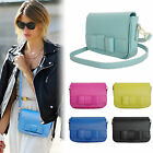 NEW WOMEN'S GIRL RIBBON HANDBAG CROSS BODY MESSENGER SHOULDER DESIGNER MINI BAGS