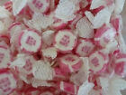 PINK MR AND MRS ROCK SWEETS WEDDING FAVOURS WRAPPED