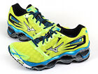 Mizuno Wave Prophecy ∞ 2 Lime/Silver/Blue Lightweight Running Top 8KN-316100