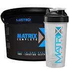 ALL IN ONE PROTEIN POWDER - CREATINE - HMB - 4KG or 2.25KG FROM MATRIX NUTRITION