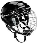 Bauer 2100 Combo Hockey Helmet With Cage Junior through Large