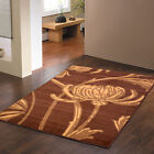 MEDIUM LARGE X LARGE MODERN BROWN BLUE CREAM ORANGE RED BLACK BEIGE CARPET RUGS