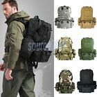50L Molle 3 Day Assault Tactical Outdoor Military Rucksacks Backpack Camping bag