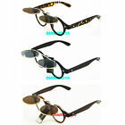BRAND NEW STEAMPUNK GOGGLES FLIP UP SUNGLASSES TOP QUALITY  RETRO VINTAGE  MENS