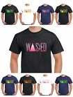 Wasted T shirt Dope Funny Indie Swag Coke Youth Hipster S-8XL Fluorescent Prints