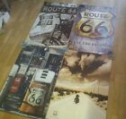 Choice of Road Trip Maxi Poster. Route 66, Diner's, Motorbikes, Classis Auto's