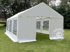 Marquee 4x6 m PE Garden Party Tent 4m x 6m Gazebo Wedding Marquees Canopy