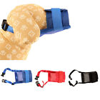 Brand New 3 Color Nylon Adjustable Mesh Soft Cozy Summer Cage Muzzle for Dog