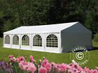 Marquee 4x10 m 4m x 10m PVC Garden Party Tent Gazebo Wedding Marquees Canopy