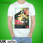 London Robot Poster T-shirt Japan 50s Super Retro Japanese Movie Film Tshirt