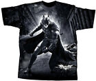 Batman Epic Battle Tee Shirt Black  Men's Tee The Dark Knight Rises
