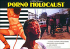 PORNO HOLOCAUST Movie Poster RARE Zombies Italian Horror